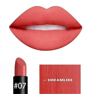 Waterproof  Matte Lipstick  10 Sexy Colors Long Lasting Velvet Lip Glosses