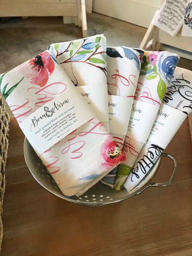 Floursack Tea Towels