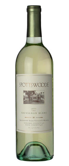 2011 Spottswoode Vineyard Sauvignon Blanc Napa Valley 750ml