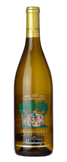 FRANK FAMILY VINEYARDS CHARDONNAY CARNEROS 2014