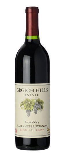 2012 Grgich Hills Cellars Cabernet Sauvignon Napa Valley 750ml