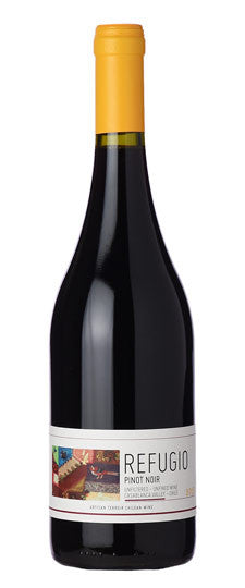 Image of Refugio Pinot Noir Chily Unfiltered 2015