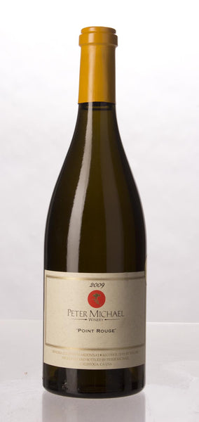 2007 Peter Michael Chardonnay Point Rouge Sonoma County 750ml