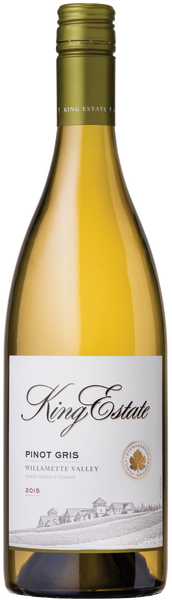 2009 King Estate Pinot Gris 750 Ml