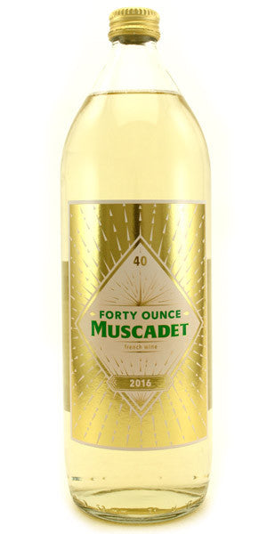 Image of Forty Ounce Muscadet France White Loire 2016