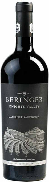 Beringer Knights Valley Cabernet Sauvignon Appellation Collection