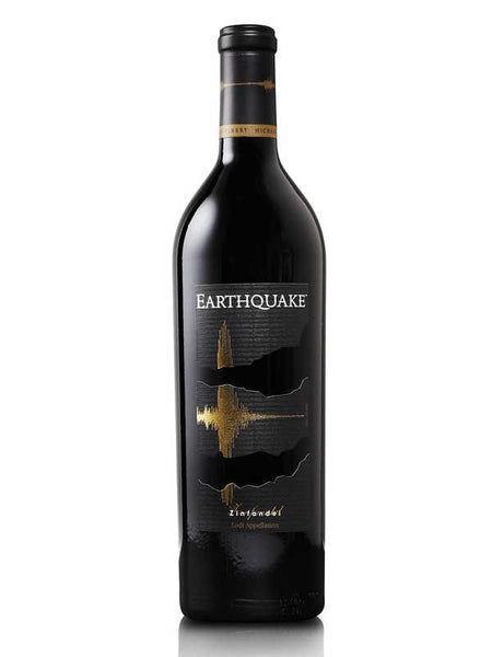Earthquake Zinfandel 2011 750ml
