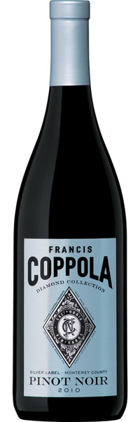 Francis Ford Coppola Diamond Collection Pinot Noir Silver Label 2012 750ml