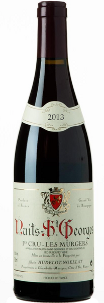 Image of Domaine Hudelot-Noellat Nuits St Georges 1Er Cru 'Les Murgers' 2012