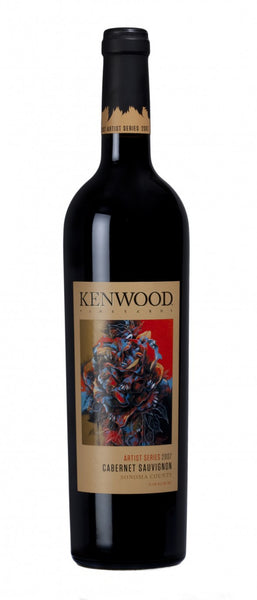 1996 Kenwood Vineyards Cabernet Sauvignon Artist Series Sonoma Valley 750ml