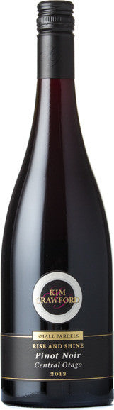Kim Crawford Pinot Noir Rise and Shine Small Parcels 2007 750ml