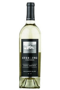 Sterling Vineyards Sauvignon Blanc Napa County 2008 750ML