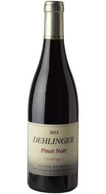 2012 Dehlinger Winery Pinot Noir Goldridge Russian River Valley 750ml