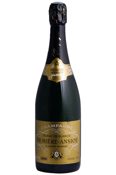 Image of Champagne Demiere Ansiot a Oger Brut 2010 Grand Cru
