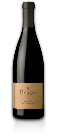 Byron Santa Maria 2004 750ml Pinot Noir Red Wine
