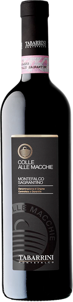 Image of Tabarrini Colle alle Macchie Montefalco Sagrantino