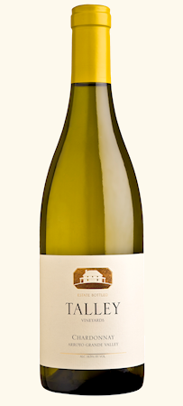TALLEY VINEYARDS ESTATE BOTTLED CHARDONNAY 2014