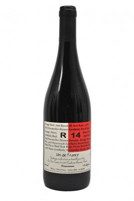 Image of R 16 Les Vins Contes France Red O. Lemasson