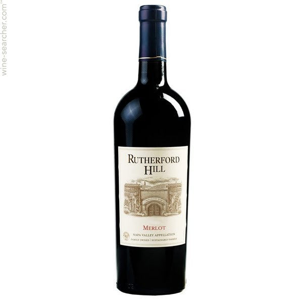 RUTHERFORD HILL MERLOT NAPA VALLEY 1985