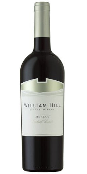2013 William Hill Winery Merlot Central Coast 750ml