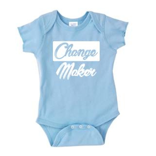 Baby Change Maker Onesie