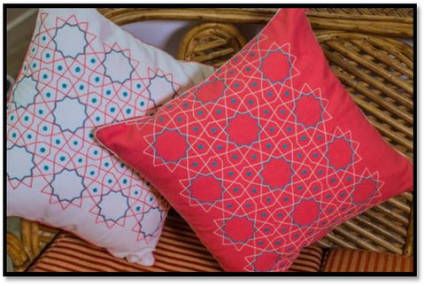 Hand Designed Cushion Covers