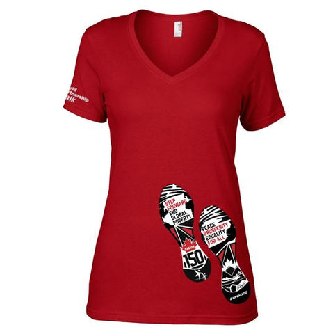 Ladies Fashion Shirt - #Canada150