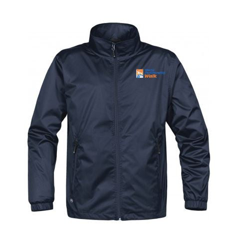 Men's Navy Spring Jacket