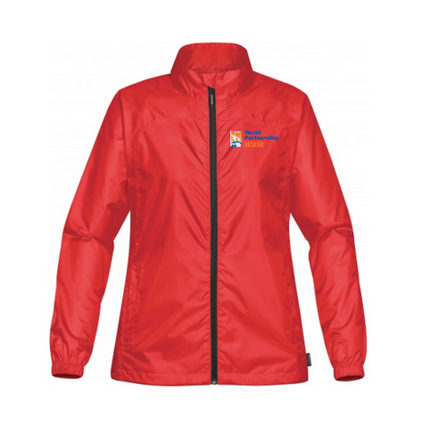 Ladies Red Spring Jacket
