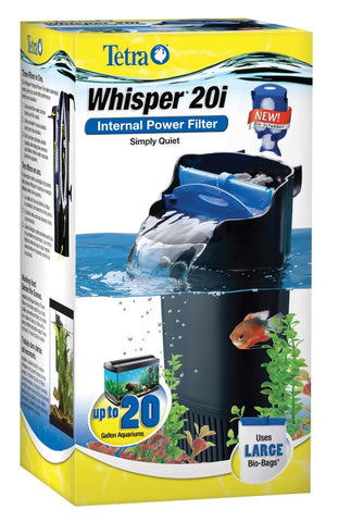 Tetra Whisper 20i Internal Power Filter