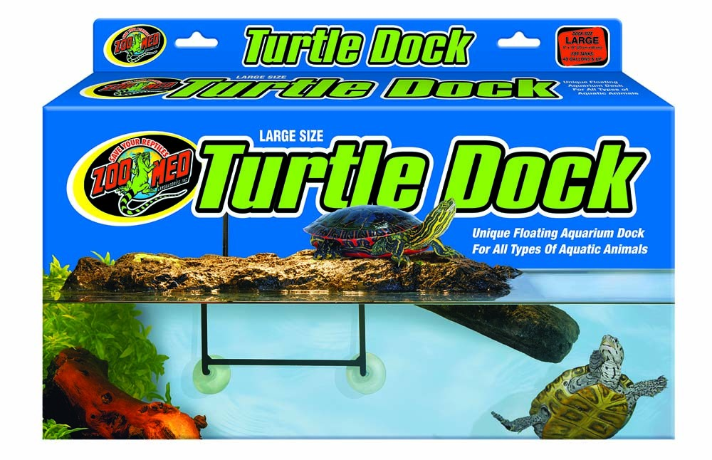 Zoo Med Turtle Dock Large Turtles under 10""