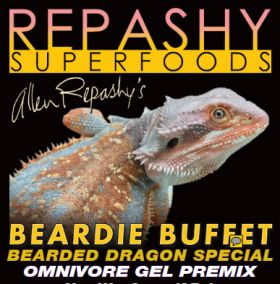 Repashy Beardie Buffet 3 oz jar