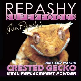 Repashy Crested Gecko MRP Powder 3 oz jar