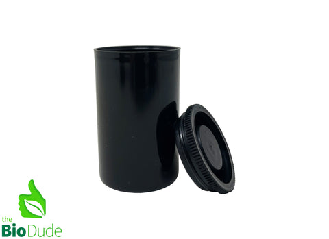 35MM Film Canister Black