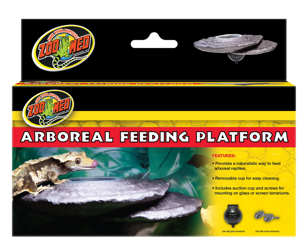 Zoo Med Arboreal Feeding Platform - Suction FREE SHIPPING