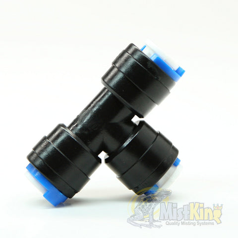 "Mist King Value 1/4"" Tee FREE SHIPPING - BLUE"