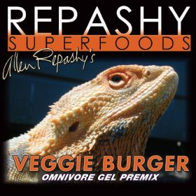 Repashy Veggie Burger 3 oz jar