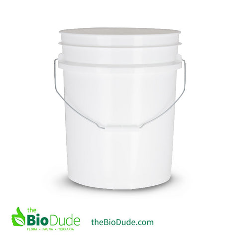 25 LB bucket Universal Fruit Fly Media 250+ cultures FREE SHIPPING