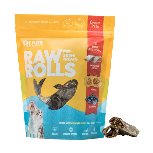 Ocean Organic Pet Sushi Treats