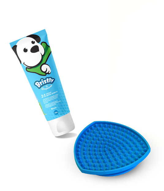 Tongue Cleaner - Dog Lick Mat