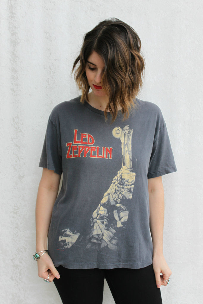 Original 1984 Led Zeppelin Tee