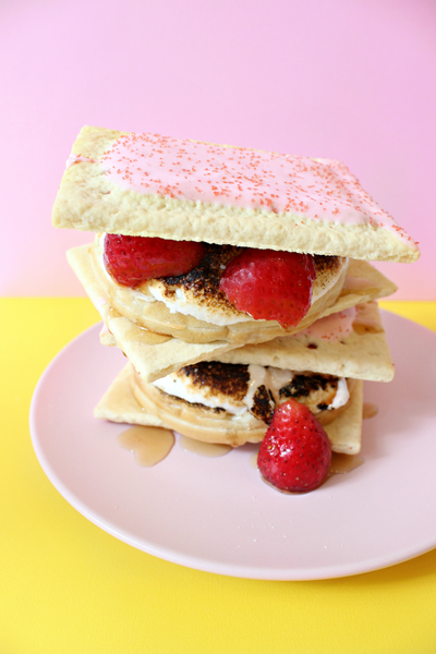 Recipes: Delicious Breakfast S'mores