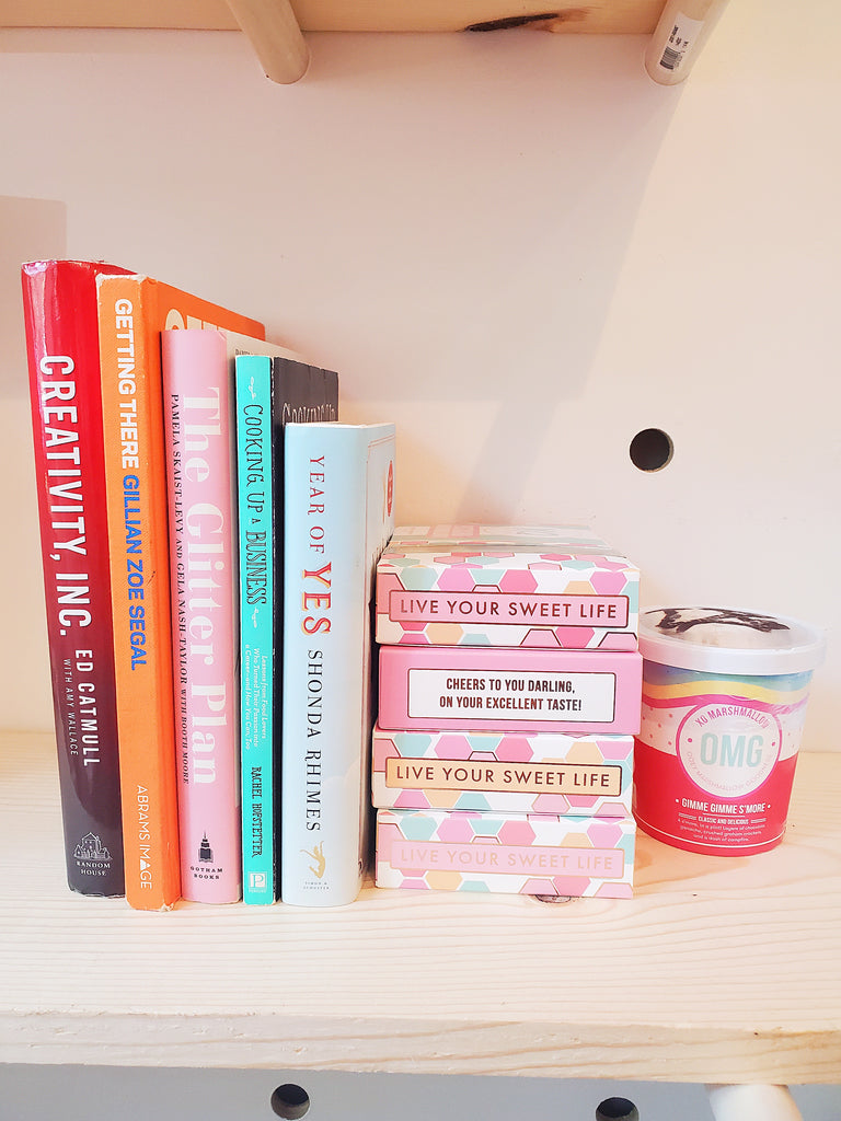 Books That Get You Out of Bed - My Reading Recommendations for Entrepreneurs who are Starting, Growing, or Stuck