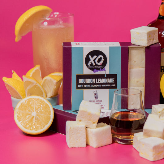 Bourbon Lemonade Marshmallows (set of 12)
