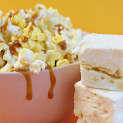 Caramel Corn Marshmallows (set of 12)