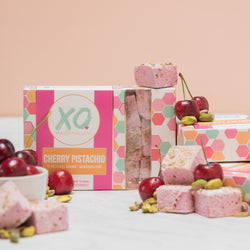 Marshmallow of the Month: Cherry Pistachio Marshmallows (set of 12)