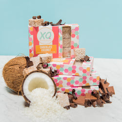 Marshmallow of the Month: Chocolate Coconut Marshmallows (set of 12)