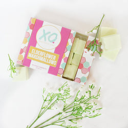 Marshmallow of the Month: Elderflower Marshmallows (set of 12)