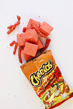 Marshmallow of the Month: Flamin' Hot Cheetos Marshmallows (set of 12)