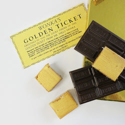 Marshmallow of the Month: Golden Ticket Marshmallows (set of 12)